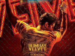Bombay Velvet Poster