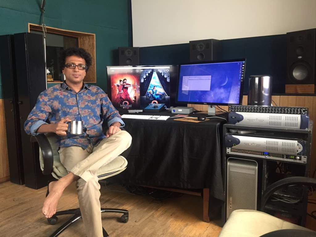 The Sound Design of Baahubali 2: The Conclusion | Film Mixing and